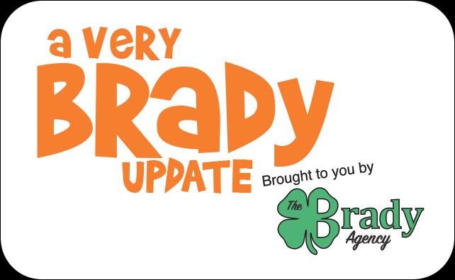 A Very Brady Update logo